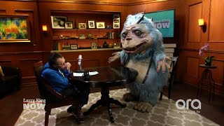 Larry King interviews Gorburger | Larry King Now | Ora.TV