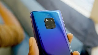 Huawei Mate 20 Pro Impressions: Underrated?