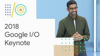 Keynote (Google I/O