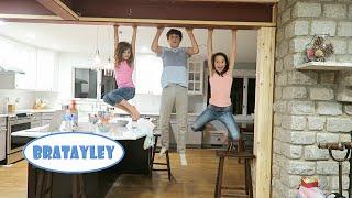 Just Hangin' Around the House (WK 247.6) | Bratayley