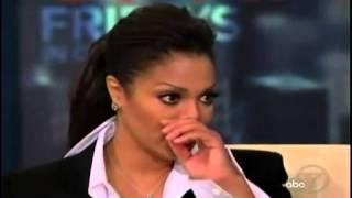 Janet Jackson  Exposed Illumanti ON Oprah - Michael Jackson جانيت جاكسون في اوبرا