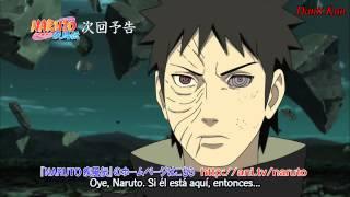 Naruto Shippuden Avance del Proximo Capitulo Sub Español  344 HD