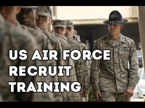 watch US Air Force Recruit Training - US Air Force Basic Military Training Boot Camp