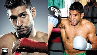 Amir Khan Boxing Training | Workout Highlights & Techniques | Boxing Motivation
