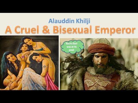 Xxx Mp4 Alauddin Khilji – A Cruel Bisexual Emperor 3gp Sex