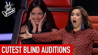 The Voice Kids   CUTEST Blind Auditions [PART 2]