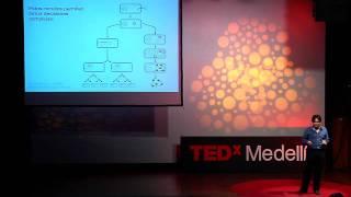 TEDxMedellín - Juan Manuel Pedraza: La nueva biología