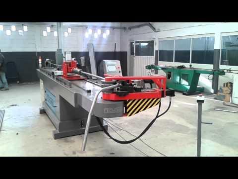 Tecnomaq Curvadoras Curvadora de tubos 3D com raio Variavel
