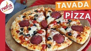 Tavada Pizza Tarifi - Nefis Yemek Tarifleri