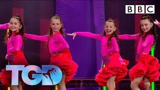 Latin ladies KLA re-create audition magic - The Greatest Dancer Final | LIVE