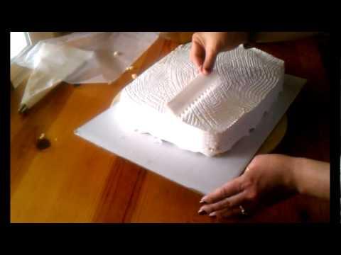 Decoracion de pastel how to decorate a cake