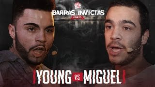 Liga Knock Out / EarBox Apresentam: Young vs Miguel (Barras Invictas)