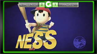 GEEK'D UP SMASH! #34 - Losers Quarters - Mr. Mojo Risin' VS PKChris
