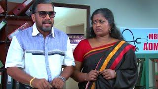 Marimayam | Ep 122 Part 3 - Advance MBBS Admission | Mazhavil Manorama