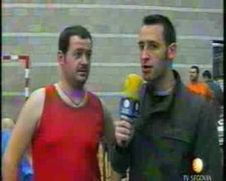 II Fiesta del Esquileo - reportaje televisivo (1)