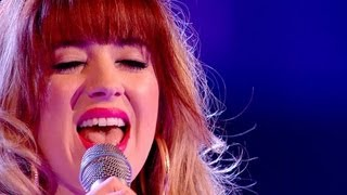 The Voice UK 2013 | Leah McFall performs 'Loving You' - The Knockouts 1 - BBC One