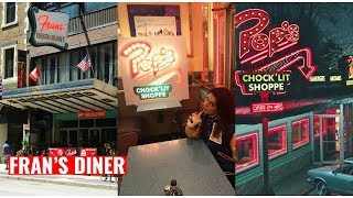 EXPLORING TORONTO | Riverdale Pop-Up At Fran's Diner