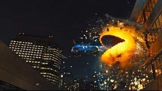 パックマン…怒らんといて…!映画『ピクセル』特別映像