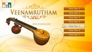 Veenamrutham Instrumental Album - Veena Songs - Relaxing Music