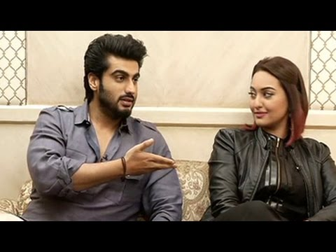 Requested my father to cast Sonakshi in Tevar: Arjun Kapoor