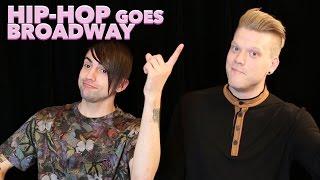 HIP-HOP GOES BROADWAY