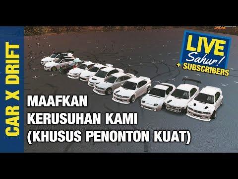 Xxx Mp4 LIVE SAHUR 8 CarX Drift Racing Online Indonesia 3gp Sex