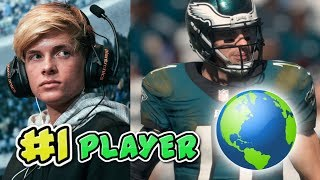 PLAYING THE #1 RANKED MADDEN 18 PLAYER IN THE WORLD!