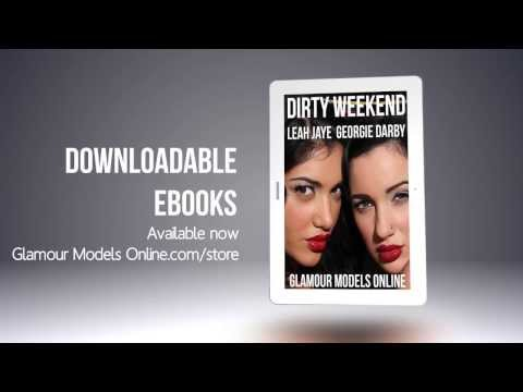 Georgie Darby and Leah Jaye Ebook by Glamour Models Online