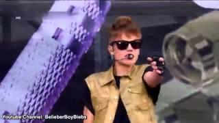 Justin Bieber Baby MTV World Stage Live High Definition