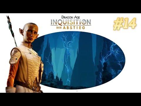 Dragon Age Inquisition - Der Abstieg #14 Sha-Brytol-Wellen (deutsch)