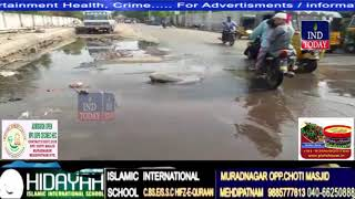 Akbaruddin Owaisi constituency ignored by GHMC? Corporators Helpless