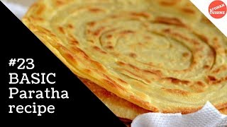 Paratha recipe - Ramadan Special