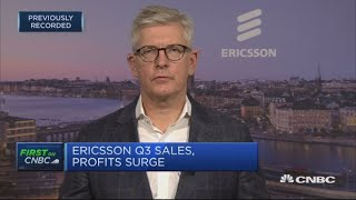 Ericsson is well on its way to meeting 2020 targets, says CEO   Street Signs Europe
