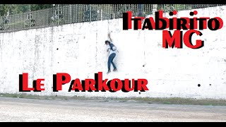 Cieel Btn -  Le Parkour em Itabirito-MG