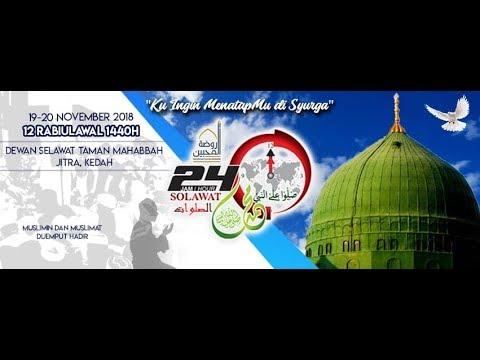 Majlis 24 Jam Selawat 3.0