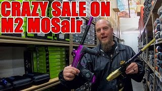 Crazy Start of Season Paintball Sale: Featuring Dye M2 and more!