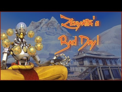 Zenyatta's Bad Day