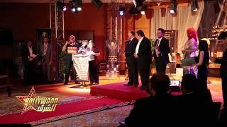 هشام صالح .يتوج كأفضل ممثل دولي في مهرجان شرم الشيخ الدولي