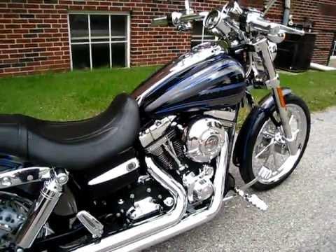 2007 Harley Davidson Screamin Eagle Dyna FXDSE