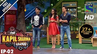 The Kapil Sharma Show - दी कपिल शर्मा शो-Episode 2-Tiger Shroff and Shraddha Kapoor-24th April 2016