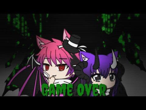 Game over Gacha life mini movie