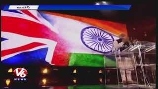 HIGHLIGHTS - PM Narendra Modi's Speech at Wembley Stadium - ( MODI in UK - Britain )