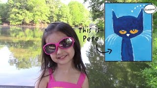 Pete the Cat and His Magic Sunglasses | Story Time with Anna Review