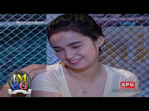 Bubble Gang: Kim Domingo, muntik nang ma-fall!
