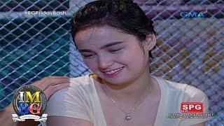 Bubble Gang: Kim Domingo, muntik nang ma-fall!
