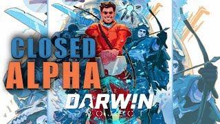 The Darwin Project: Closed Alpha!