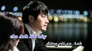 Karaoke HD Thất Tình  - Trịnh Đình Quang Beat Gốc chuẩn