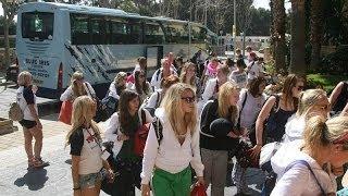 España barata - Salou, temporada baja: el desembarco de los cinco millones de euros