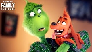 "THE GRINCH | First-Look ""Winter Olympics"" TV Trailer - Family Christmas Movie"