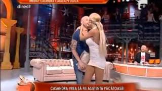 sexy dance 2014  J Balvin Tranquila live in tv
